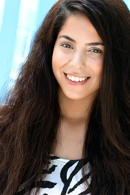 Neda Aslani's Headshot