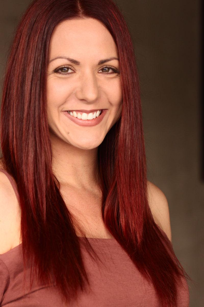 Monika Bogza's Headshot