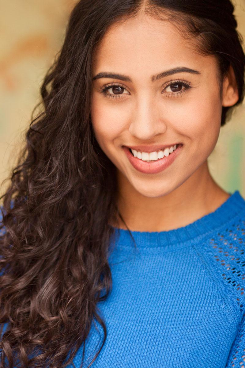 Stephanie Rodriguez's Headshot