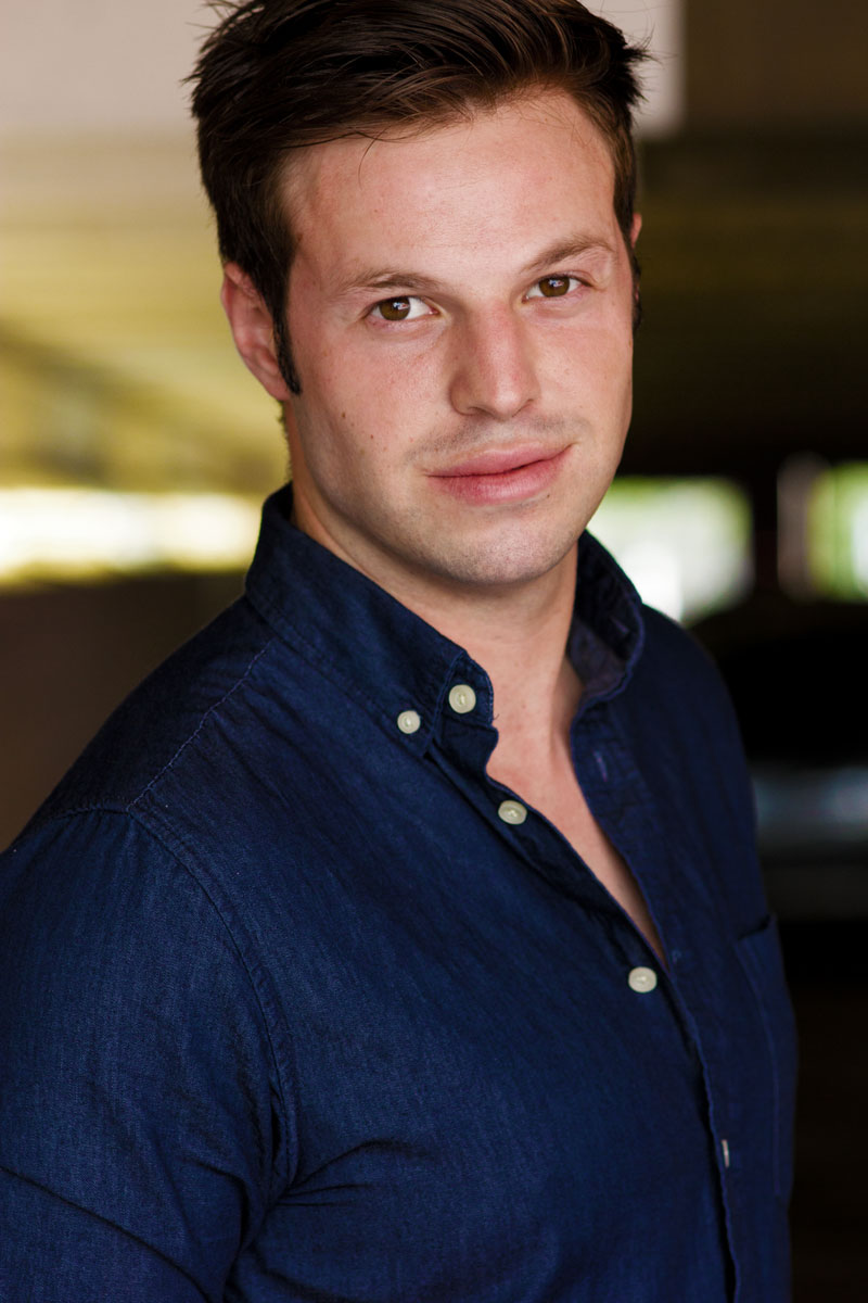 Joshua Friedman's Headshot