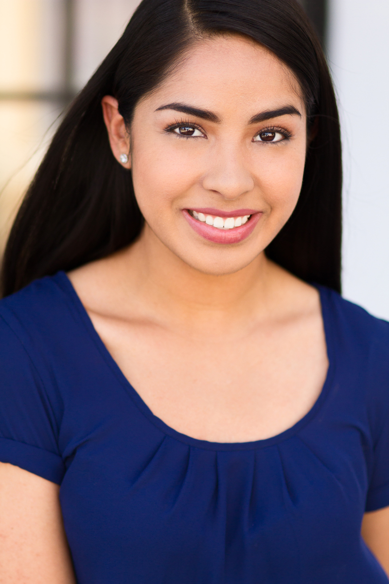 Ruby Bustamante's Headshot